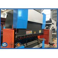 China Customized Voltage Sheet Shearing Machine , 0.3mm 3200 X 200 Ton CNC Bending Machine on sale