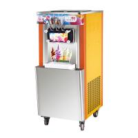 Hot Selling Supermarket Soft Ice cream maker High Quality Glace Machine Manufactures