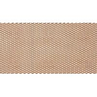 Copper galvanized Expanded wire mesh stretch metal mesh with small hole Manufactures