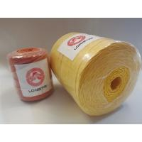 Shock Absorbing 5mm UV Treated Plastic Twisted Rope SGS / Poly Baler Twine Manufactures