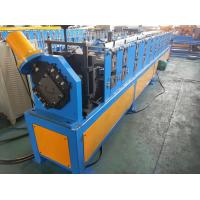 Buy cheap Drywall Framing C Stud And Track Roll Forming Machine With PLC Control System from wholesalers
