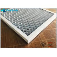Customized Foil Thickness Aluminum Honeycomb Panels , Honeycomb Metal Sheet Manufactures
