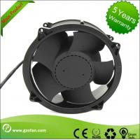 2.2A 48v Dc Exhaust Axial Ventilation Fan For Machine Cooling Manufactures