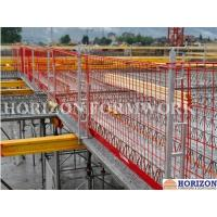 Multifunctional Temporary Handrail Brackets 1.5m Height For Safety Protection Manufactures