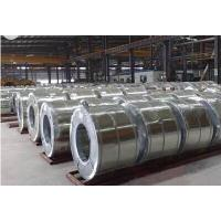 Hot Dipped Galvanized Coil , 3 mm Hot Rolled Steel Coil For Ship Plate
