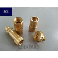Small Size Cnc Machined Aluminum Parts / Precision Machining Motorcycle Parts Manufactures