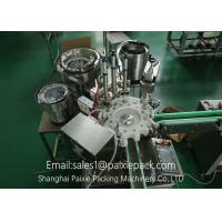 Fully Automatic 20 Liter Linear Filling Machine PLC Controlled High Production