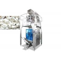 1000ml Volume Frozen Food Packing Machine , Automatic Food Bagging Machine Manufactures