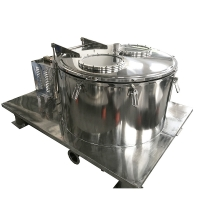 Hemp / Canna Bis Oil Extraction Centrifuge Spinning Extraction Machine 100L Volume Manufactures