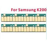 Newest and best quality resettable  chip for samsung k200 Manufactures