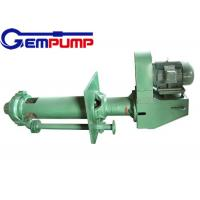Buy cheap 40PV-SP Centrifugal Slurry Pump / Vertical sump pumps from wholesalers