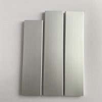 Buy cheap Electrophoresis 6061 T6 Anodised Aluminium Channel Powder Coating from wholesalers