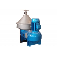 High Speed 3 Phase Centrifuge PDSM-DN Disc Three-Phase Milk Fat Skimming Equipment Manufactures