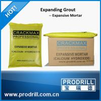 Crackmax Soundless Cracking Agent Manufactures