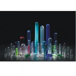 PET Preform plastic injection molding equipment 3.4T High plasticization