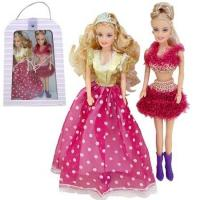 Baby Doll & Girl Doll, Plastic Toy Doll, Real Fastion Doll Toy (DBC56212) Manufactures