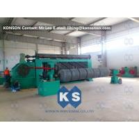 Cheap HighSpeed Automated Gabion Machine Hexagonal Wire Mesh Production Line 4300mm for sale
