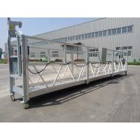 High Rise Building Maintenance Window Cleaning Suspended Working Platform ZLP630 Manufactures