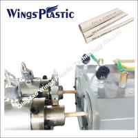 Professional Plastic PVC / UPVC Electric Conduit Pipe Tube Making Machine Customized ISO / Ce Manufactures