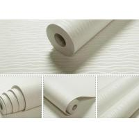Cheap Non - Woven Living Room Self Adhesive Wallpaper / Prepasted Wall Covering for sale