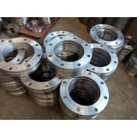 ANSI DIN Stainless Steel Forged Casting Slip-on Pipe Flange Manufactures