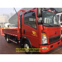 Howo Light Duty Commercial Trucks Manufactures