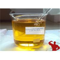 Injectable Anabolic Steroids Testosterone Cypionate 250mg/ml for Muscle Building Manufactures