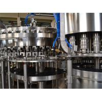 Carbonated Drink Filling Machine for beverage Manufactures