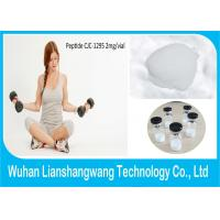 China White Raw Peptide Powder , Fat Loss CJC -1295 Human Growth Steroids with DAC 2mg / vial on sale