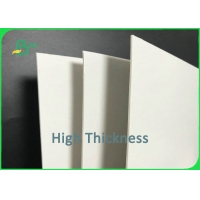 1.5MM 1.6MM 2.0MM Super Thick Cardboard Paper For Brochures / Business Cards Manufactures