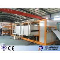 Plastic Vacuum Forming Machine , PS Foam Vacuum Thermoforming Machine Manufactures