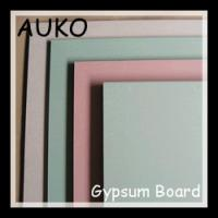 High quality Moisture Resistant Gypsum Board/Plasterboard/Drywall with Partition and Ceiling Manufactures