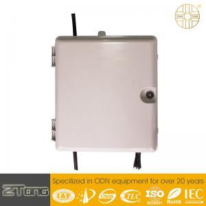 China Portable Fiber Optic Distribution Box Fiber Connectors Types Anti Humidity on sale