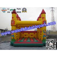Commercial Inflatable Bouncy Castle Kids 0.55mm PVC Tarpaulin Manufactures