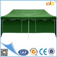 UV Resistant Folding Exterior Garden Gazebo Tent , Marquee Party Tent Canopy Manufactures