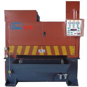 SS Sheet Finishing Deburring Machine Manufactures