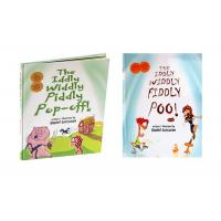 Case Bound Hardcover Childrens Book Printing Self Publishing Printing Services Manufactures