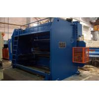 Buy cheap Customized High performance 250T / 4000mm Small Press Brake Machine from wholesalers