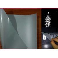 Factory Price Grey/Transparent Reflective Film/Reflective Heat Transfer PET Film/Reflective Transfer Film For T-shirts Manufactures