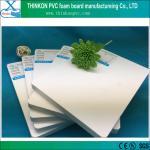 China building material 10mm white pvc foam board 1220 x 2440 plastic pvc foam sheet advertising board Manufactures