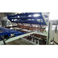 China Steel Grating Welding Machine , Wire Mesh Equipment For Construction Industry on sale