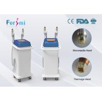 Fractional RF Microneedle machine painless wrinkle removal device Manufactures