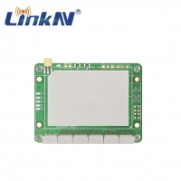 5km UAV Video Data Link Module 500mw 350MHz-1800MHz Customizable Manufactures