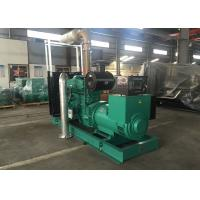 Buy cheap 300KW / 375KVA Water Cooled Open Diesel Generator With Cummins Engine from wholesalers