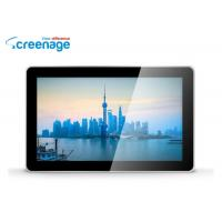 Wall mounted Android Touch Screen Monitor , touchscreen monitor with android Manufactures
