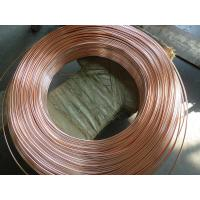 Coppered welded steel pipe / carbon steel tube for household refrigeration system Manufactures