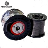 SWG 26 28 30 FeCrAl Alloy 0Cr25Al5 Wire For Industrial Infrared Dryers Manufactures