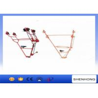 SFS2 Two Conductor Bundle Line Cart Overhead Lines Bicycles to Mount Accessories and to Overhaul.