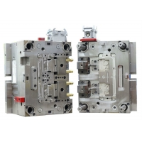 LKM 1 Million Shots YUDO Hot Runner 2 Cavity Mould Manufactures