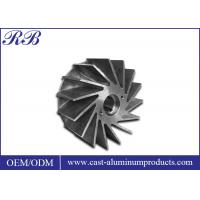 Heat Resistant Vacuum Pump Impeller Custom Non Standard Castings High Strength Manufactures